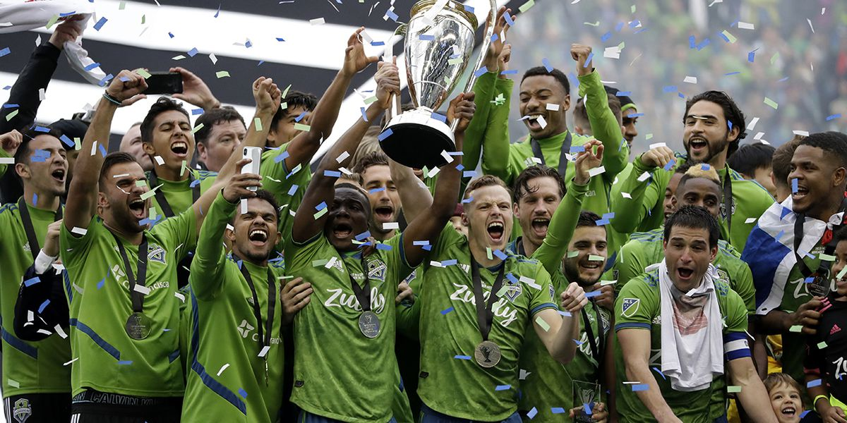 Boeing production halt, Sounders win top Washington stories