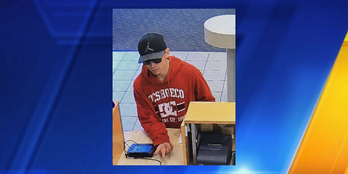 Bellingham police: Can you identify this bank robbery suspect?