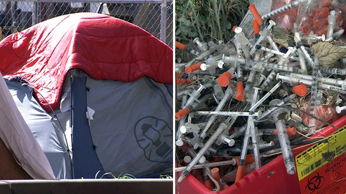 Seattle's illegal homeless encampments: a Q-and-A on the city's response
