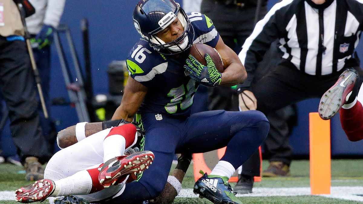 Without Baldwin, Lockett takes charge of Seahawks receivers