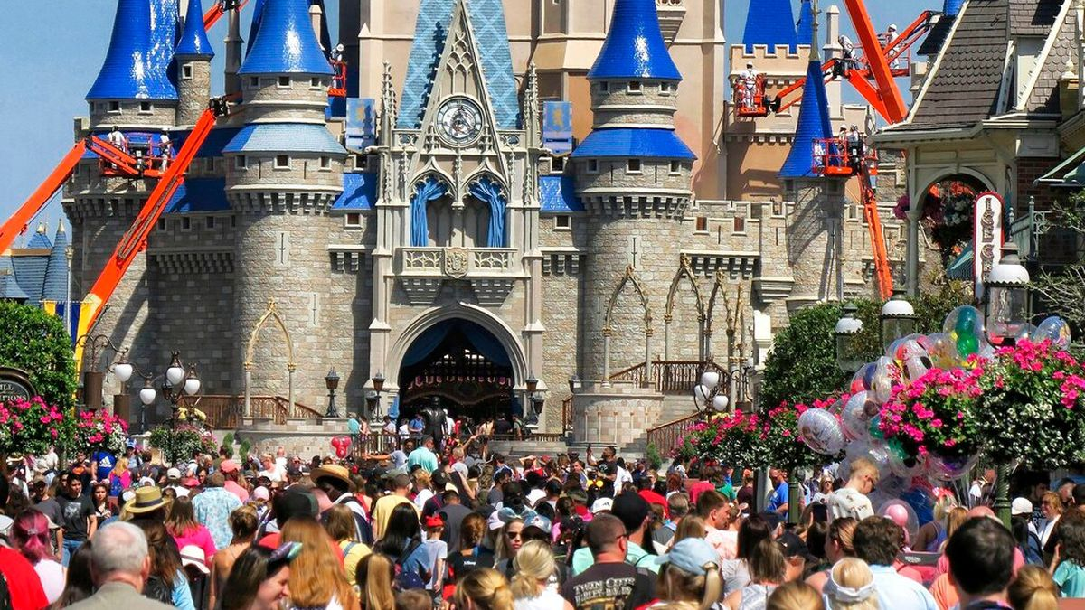 Thousands affected after Disney temporarily suspends college program