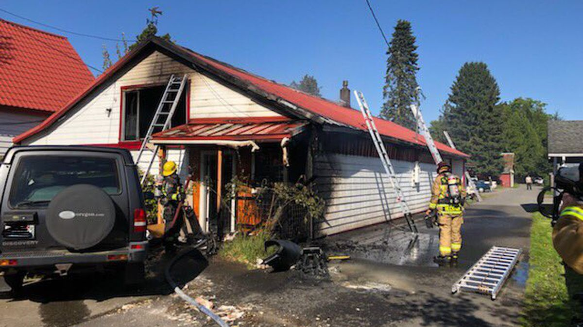 Fire damages home, daycare center in Monroe