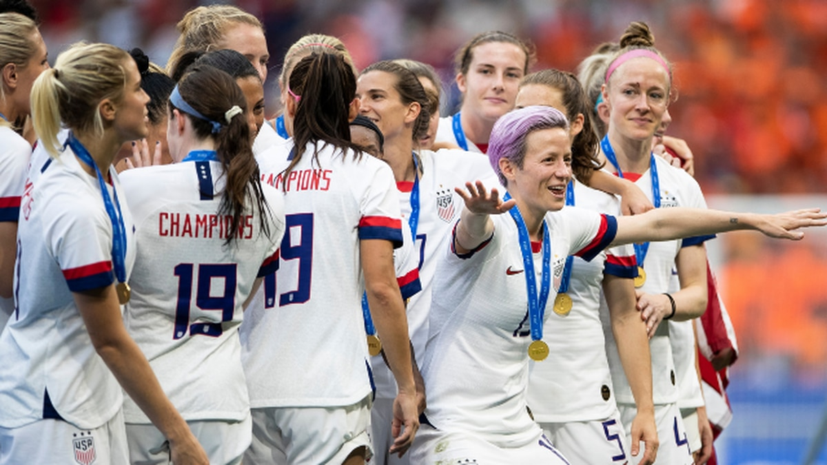 'Skip the White House – Seattle is ready to celebrate,' Mayor Durkan tells Megan Rapinoe