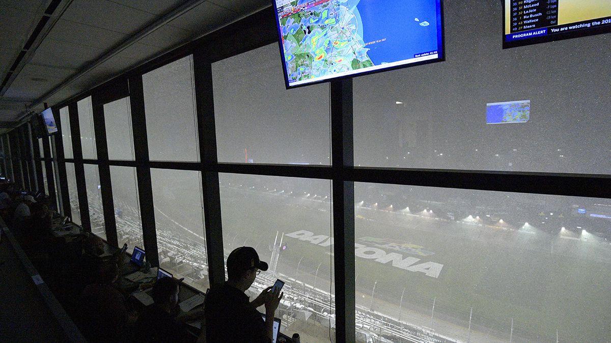 Daytona 500 rescheduled to Monday due to weather