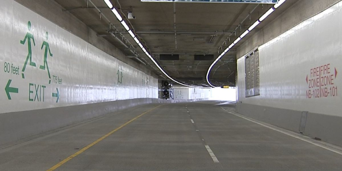 New SR 99 Tunnel now open for snowy commute