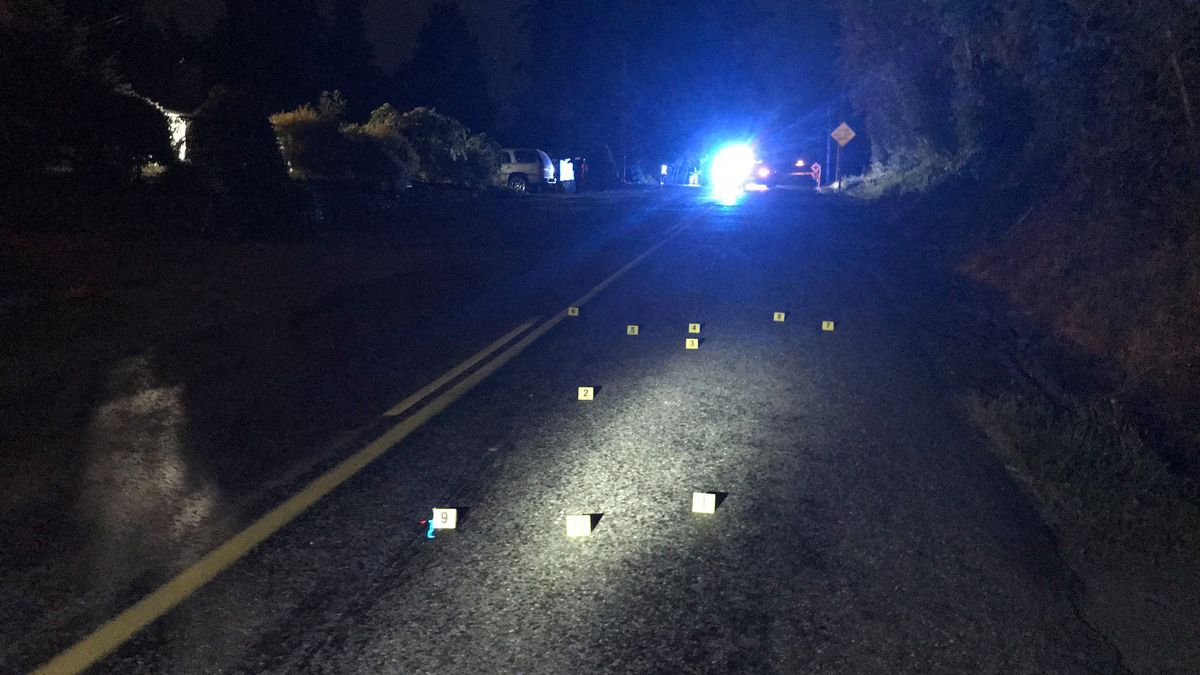Deputies: Road rage suspect arrested after ramming vehicle, firing shots