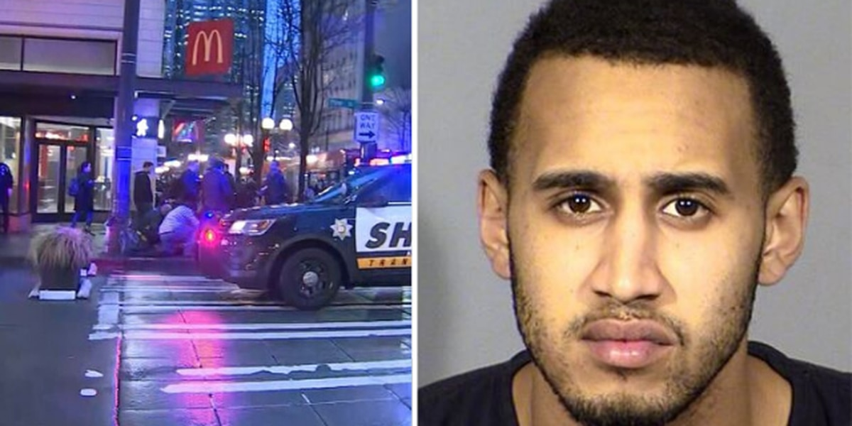 Police: Girlfriend of Seattle shooting suspect helped duo escape to Las Vegas