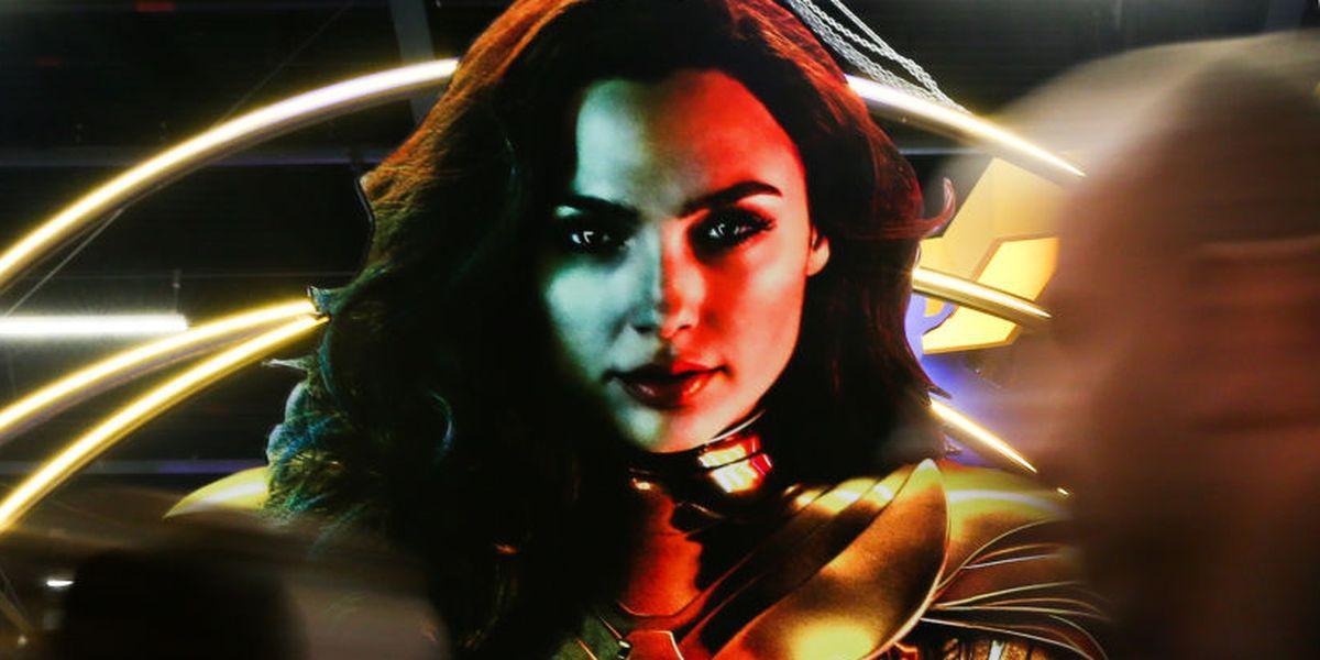 'Wonder Woman 1984' trailer released