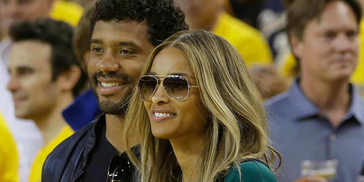 Russell Wilson announces new baby with Ciara on Twitter