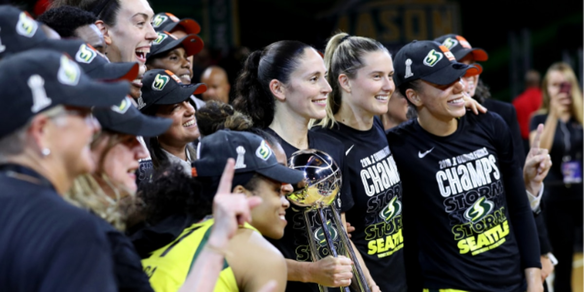 Gov. Inslee signs bill to create Seattle Storm license plate