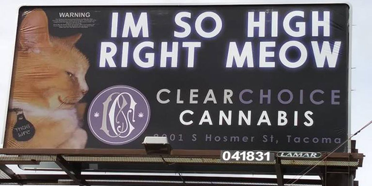 State lawmakers don't think pot billboards should be appealing to kids