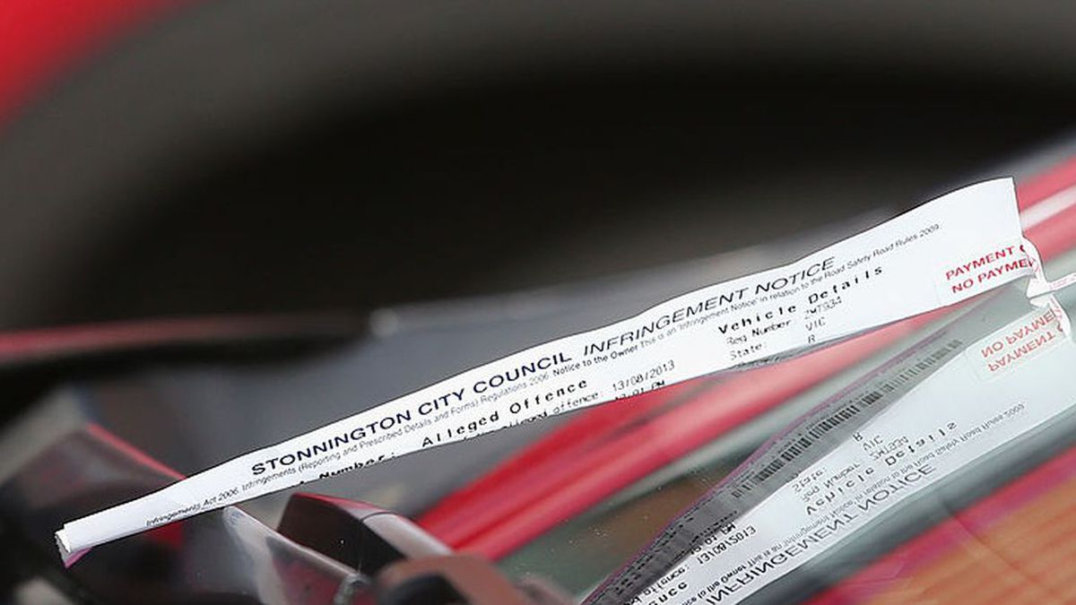 Florida man gets parking ticket 7 years after violation