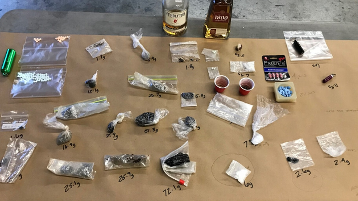 Stolen flatbed trailer leads deputies to heroin, meth and more in Snohomish County