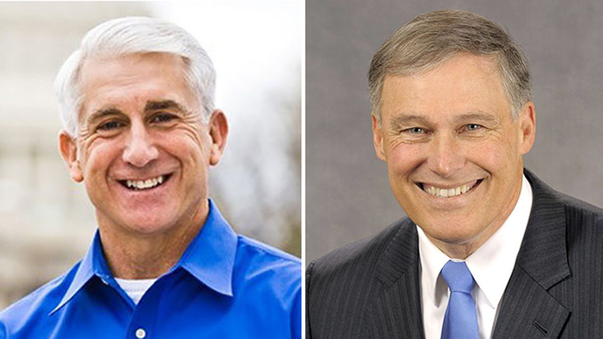 Dave Reichert considering challenging Jay Inslee for governor, state GOP says