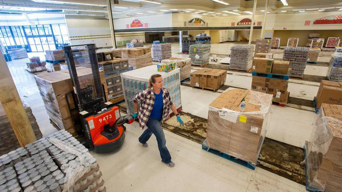 Puyallup Food Bank in 'desperate need' of donations, volunteers and building
