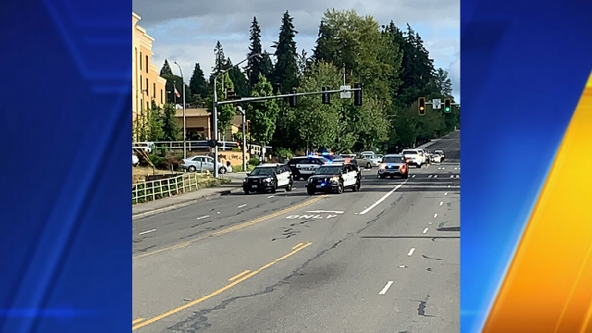 1 injured in shooting in Puyallup