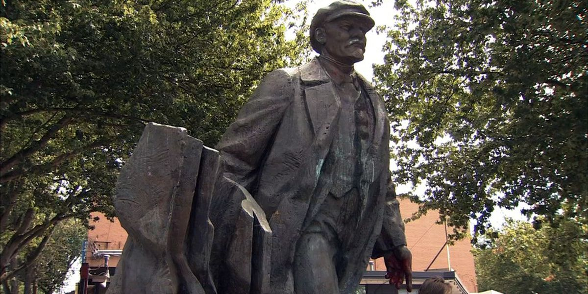 New bill looks to find replacement for Seattle's iconic Lenin statue