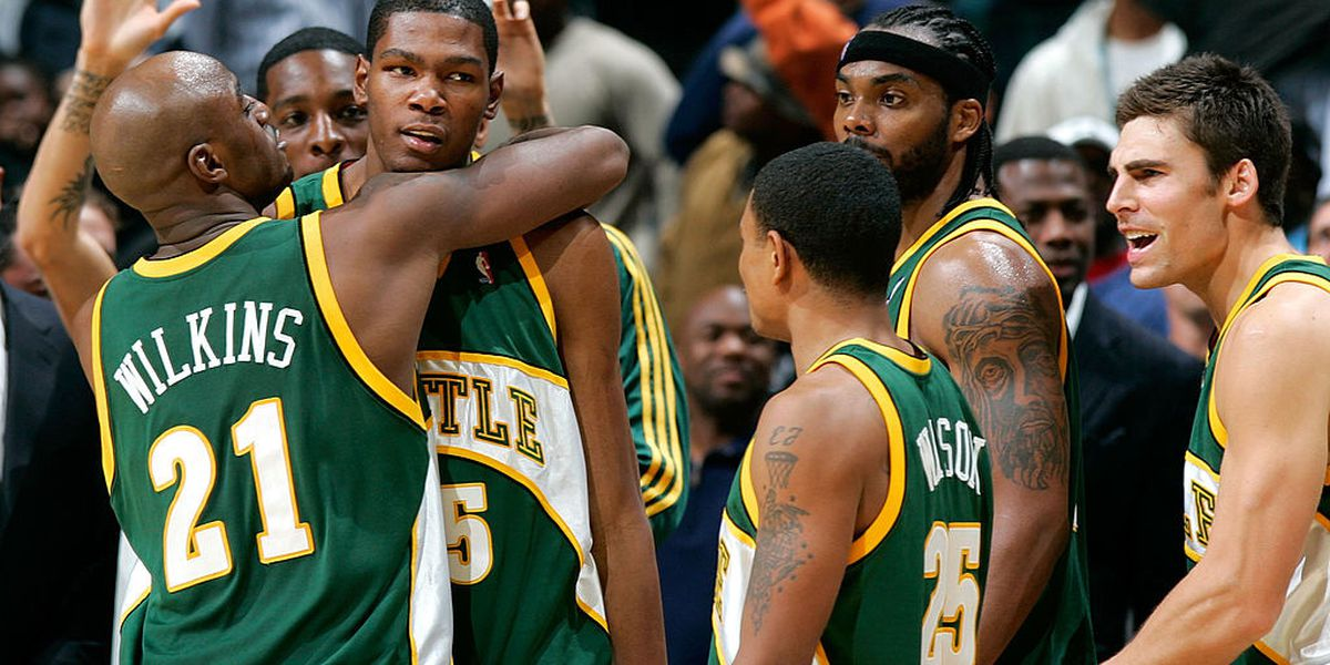 On this day: The Seattle SuperSonics officially move to Oklahoma City in 2008
