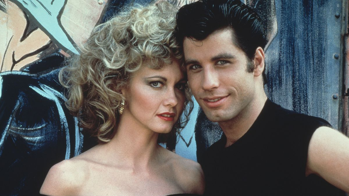 John Travolta, Olivia Newton-John dress as Danny, Sandy for first time since 'Grease'
