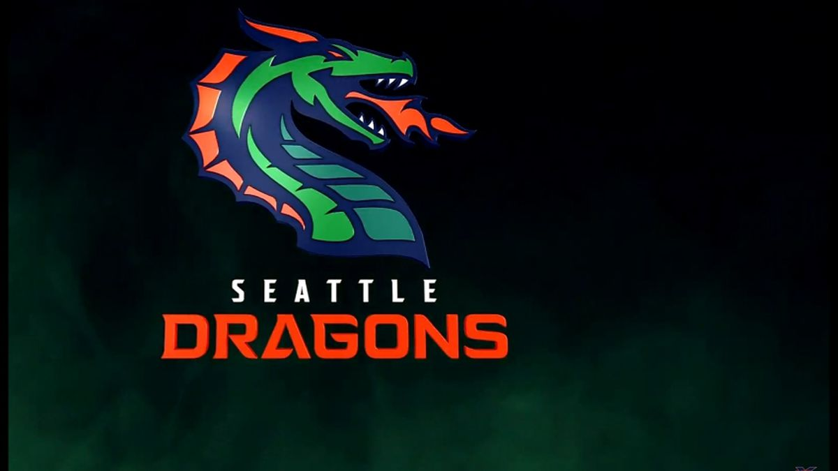 New XFL Seattle team named the Dragons