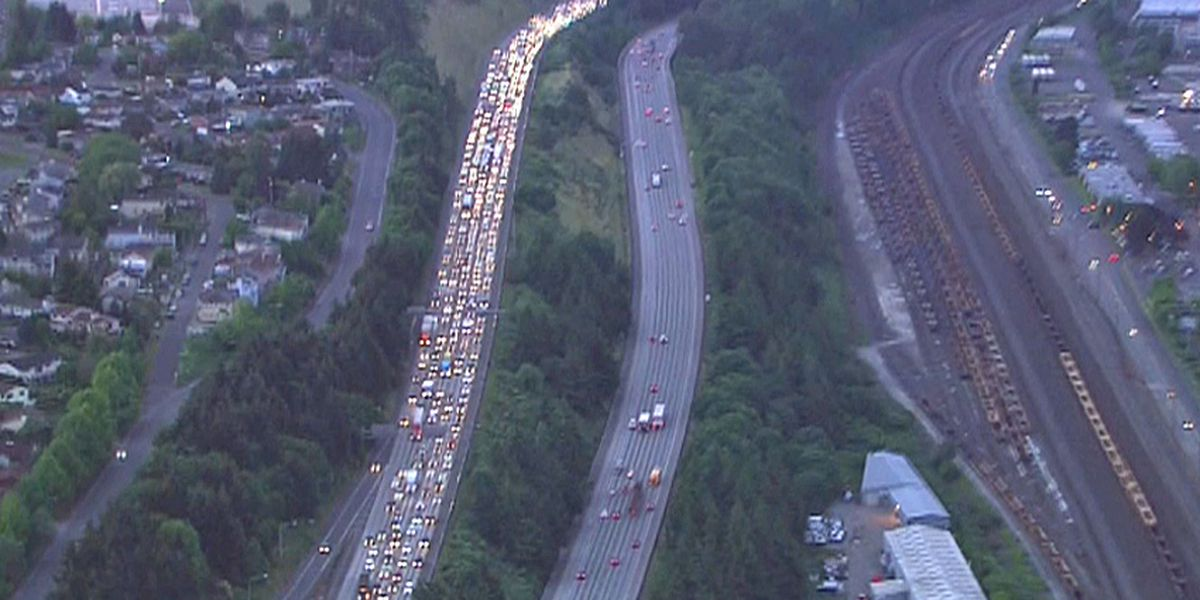 Report: Maintaining I-5 through 2040 will cost state billions