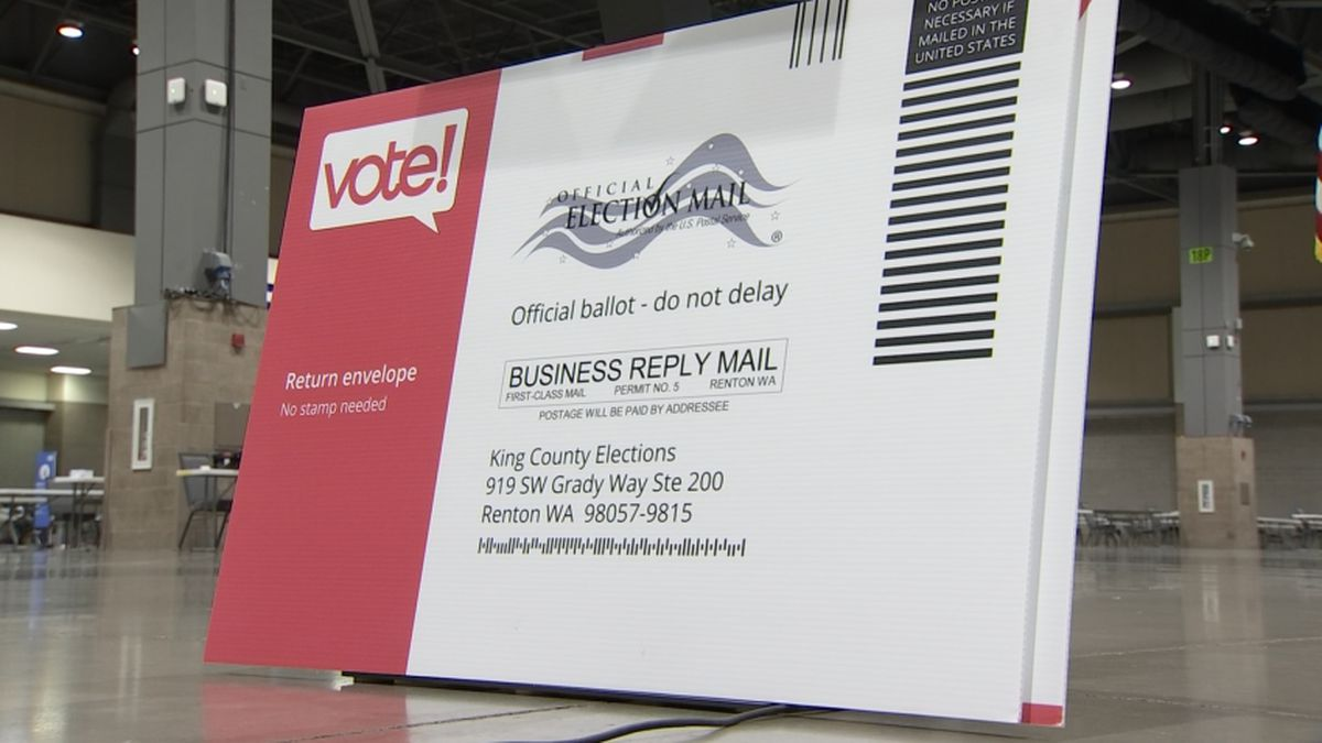 Washington voters to decide on president, governor and dozens more