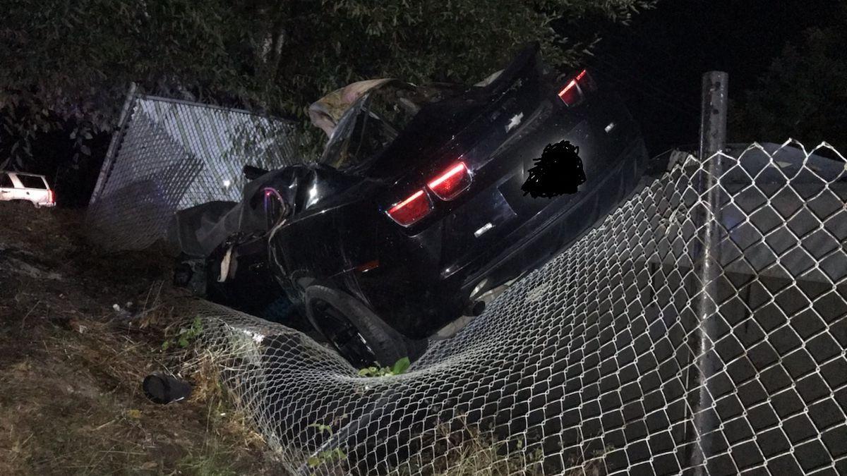 Driver killed in fiery Renton crash