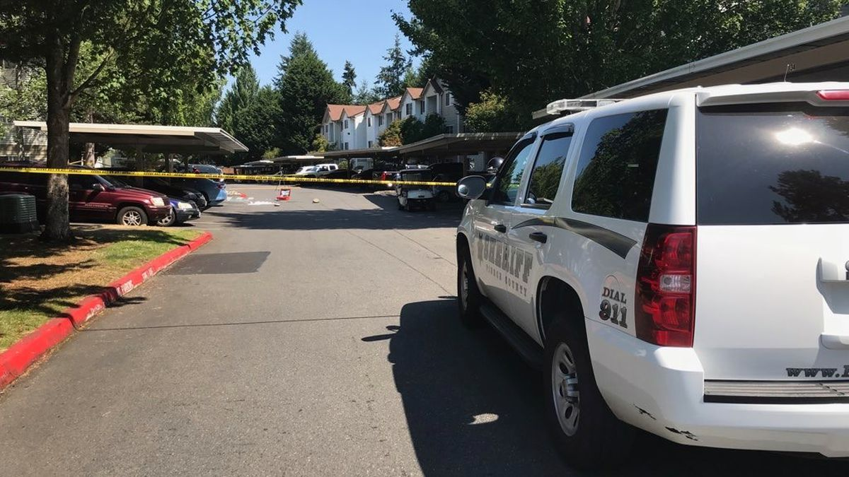 Son arrested in mother's murder at South Hill apartments