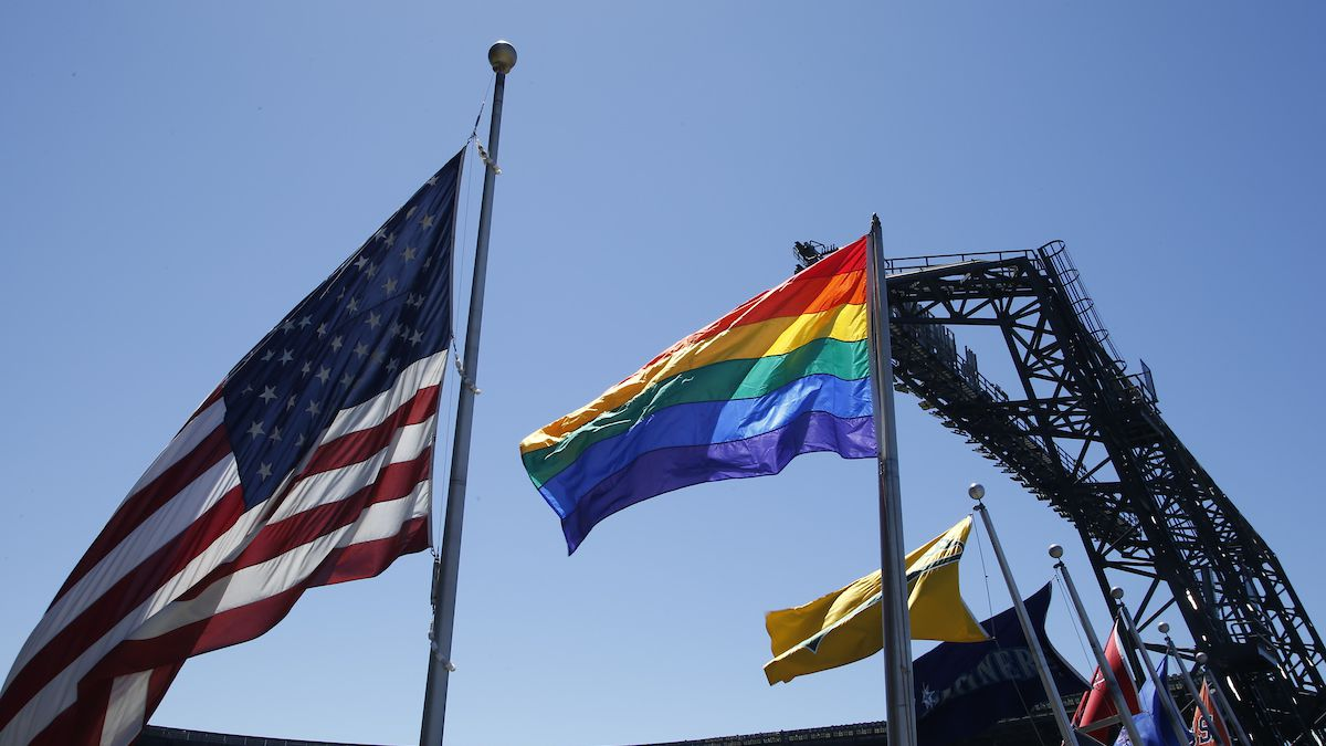 T-Mobile Park to fly Pride flag, light roof this weekend