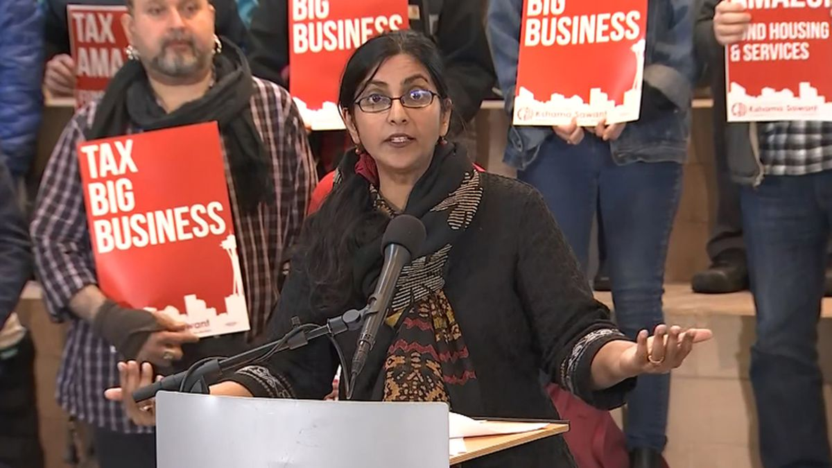 Judge rules that recall petition against Seattle Councilmember Kshama Sawant can proceed