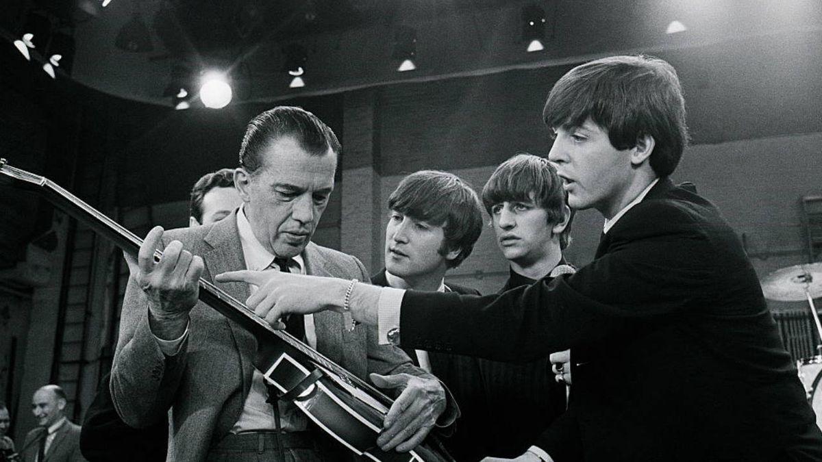 Ed Sullivan Show Christmas Show 2020 Feb. 9, 1964: Beatles win over America on 'The Ed Sullivan Show