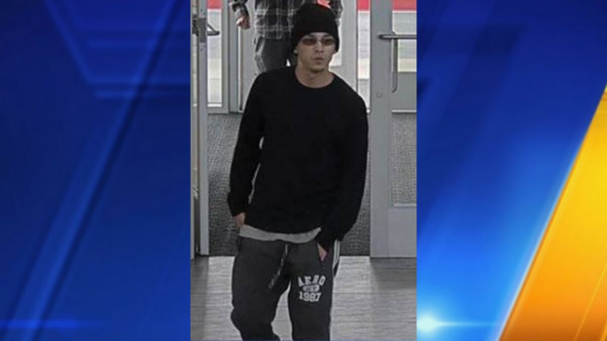Police: Can you identify this man suspected in a second bank robbery?