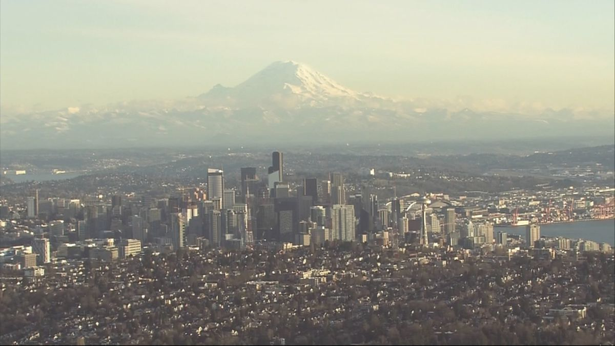 Warmest days of year likely this week in Western Washington