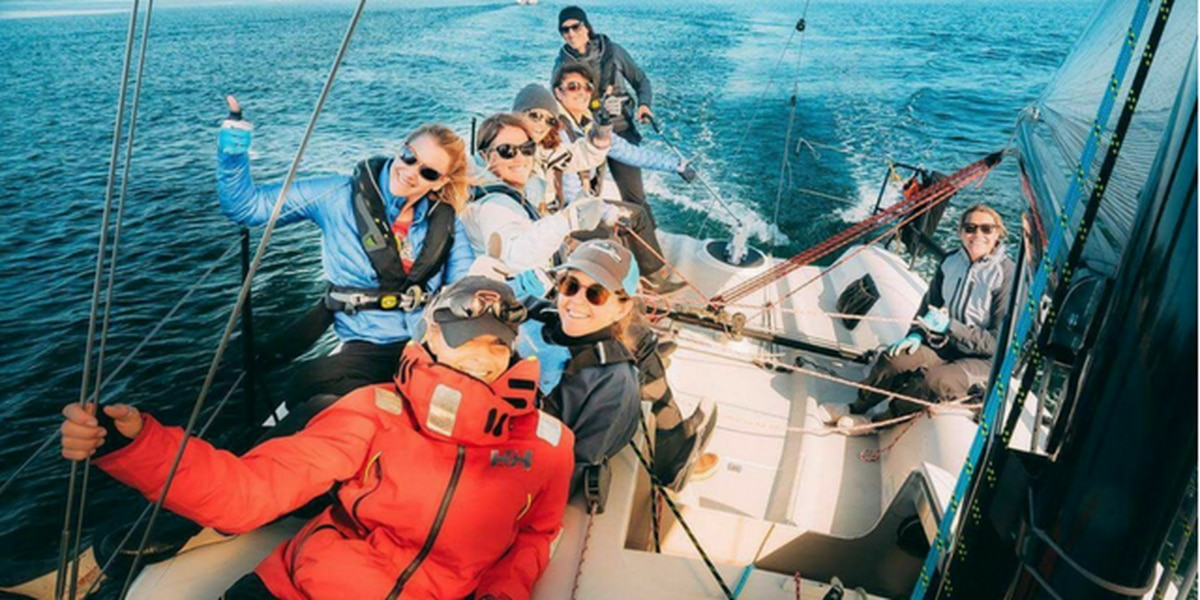 For first time, all women team from Washington state wins Race to Alaska