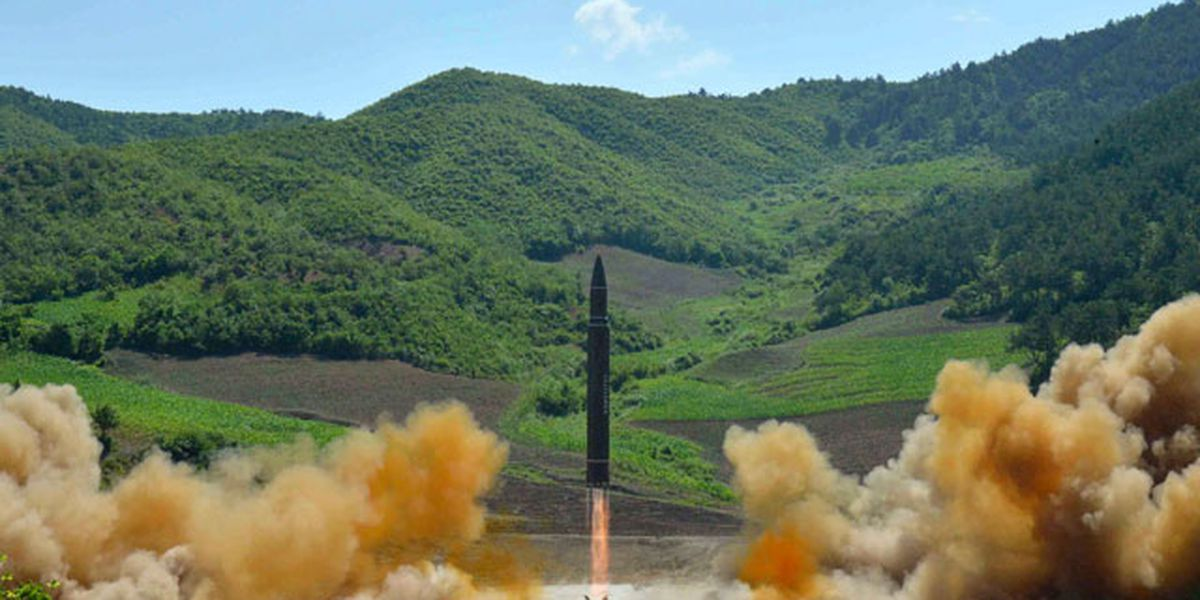 Expert: Major cities including Seattle in range of North Korea missile