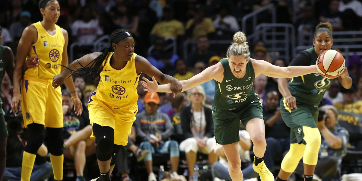 Seattle Storm to face Minnesota Lynx in first round of WNBA playoffs