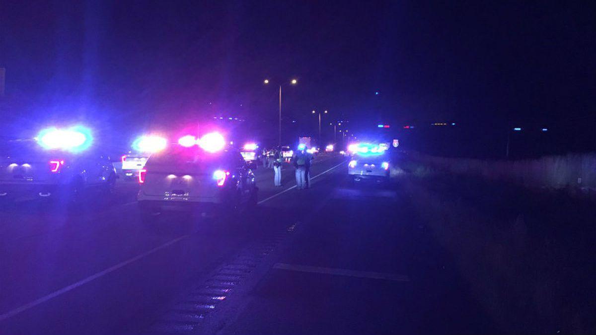 Pedestrian struck, killed on I-5 in Lakewood