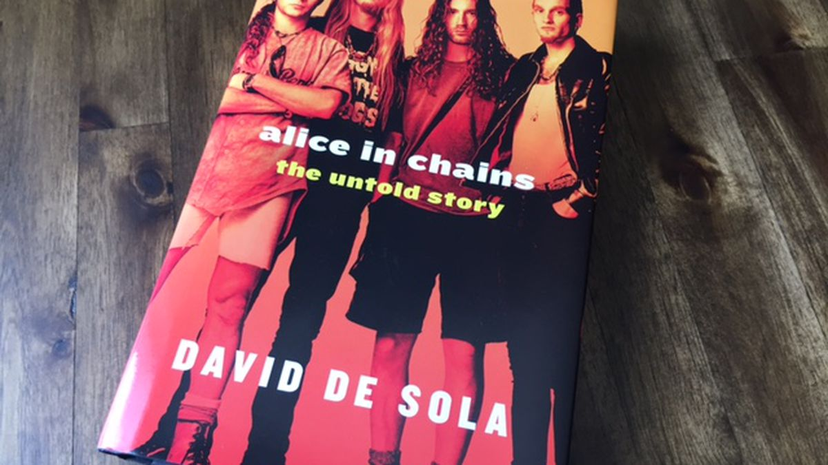 Author of new 'Alice in Chains' biography to hold book signing in U District