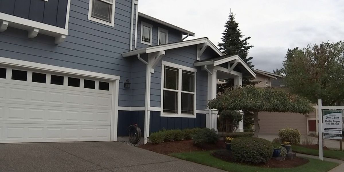 Home prices in Pierce, Thurston take off as Seattle real estate comes off 'sugar high'