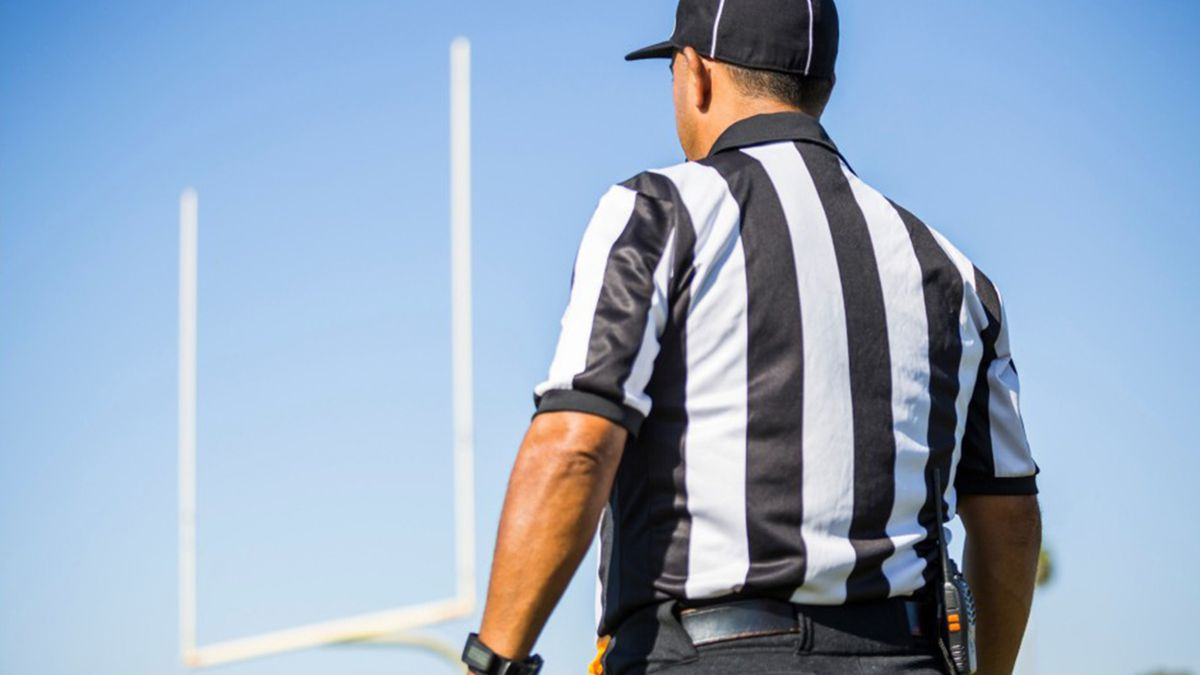Youth sports struggling with shortage of officials