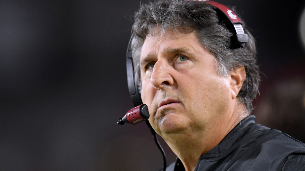 Mike Leach leaving WSU for Mississippi State