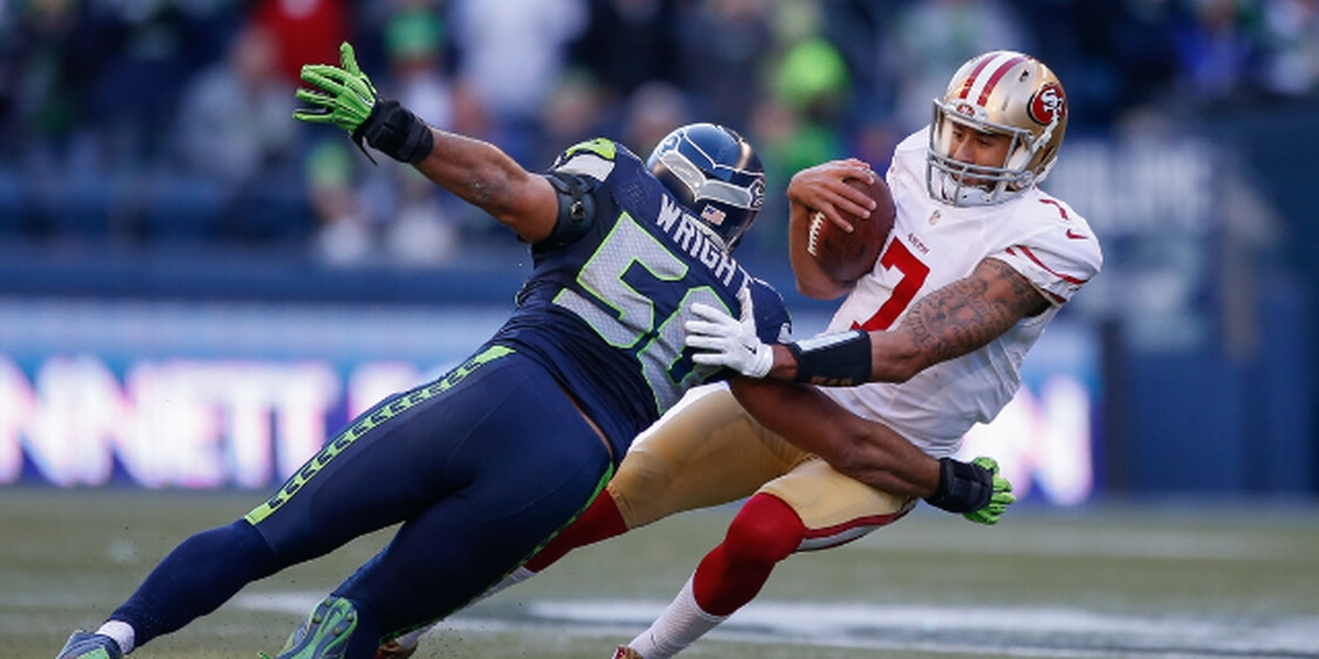 Report: Seahawks representative to attend Colin Kaepernick workout in Atlanta