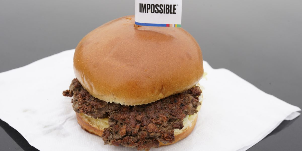 UW nutritionist: Non-meat Impossible burgers don't deserve a health halo