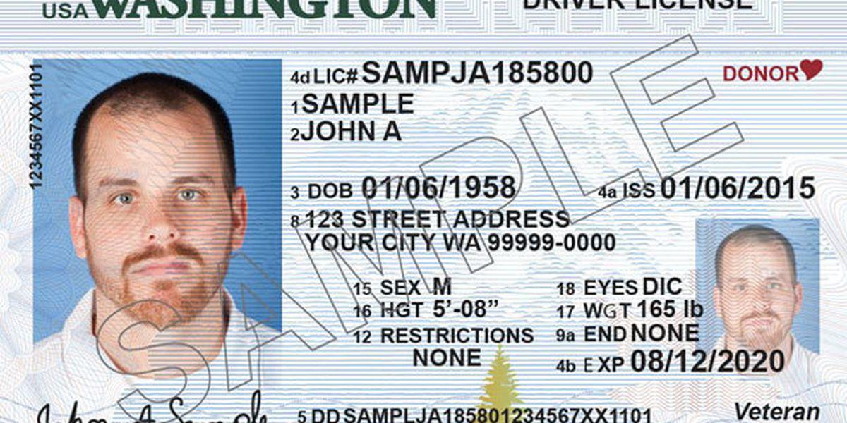 Washington Senate approves REAL ID compliance bill