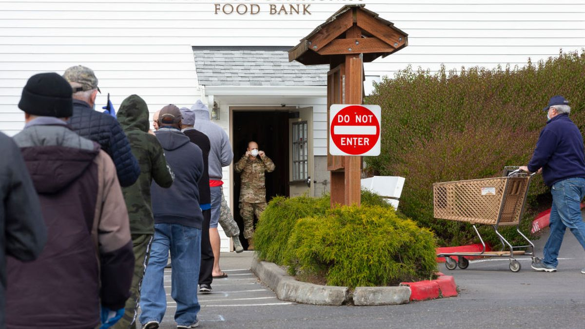 Food bank fund launches as demand skyrockets, supplies dwindle