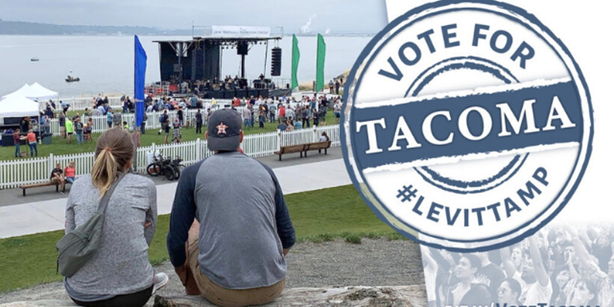 Voting open to help bring free concerts to Tacoma next summer