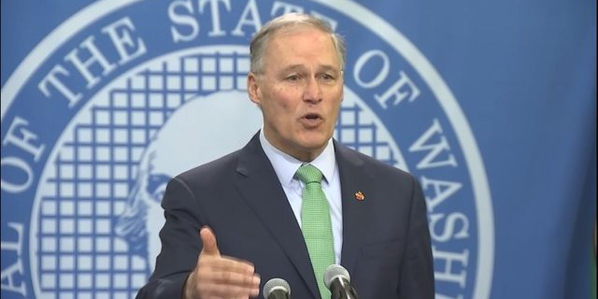 Gov. Inslee to undergo hip replacement surgery
