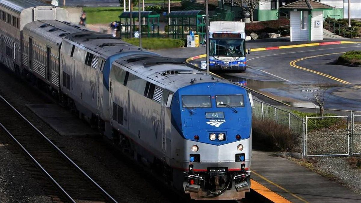 Expect to see trains going 79 mph through Tacoma, Lakewood and DuPont soon