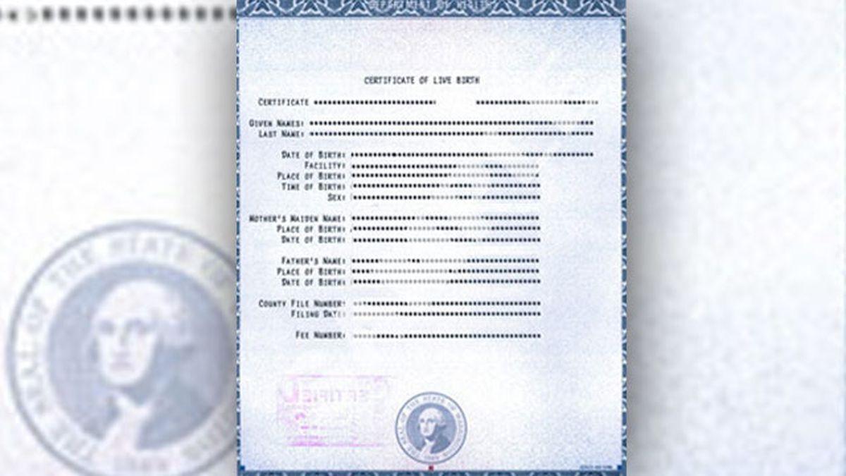 birth washington certificate state certificates gender third option