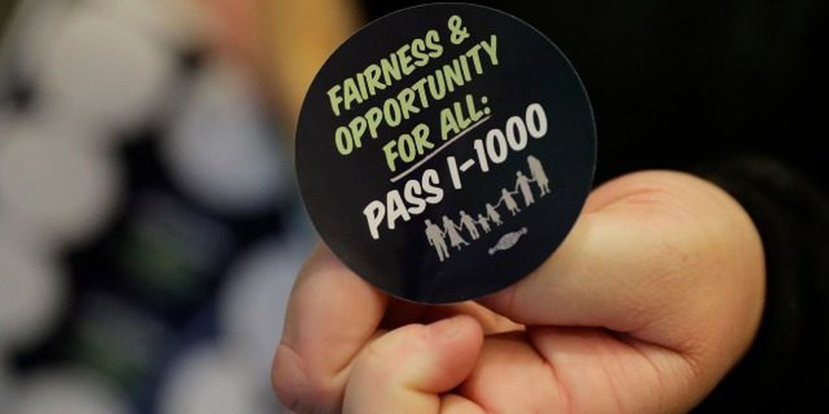 Group launches campaign to bring back affirmative action in Washington